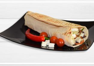 Vegetariskas kebabas