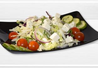 Vegetariskos salotos
